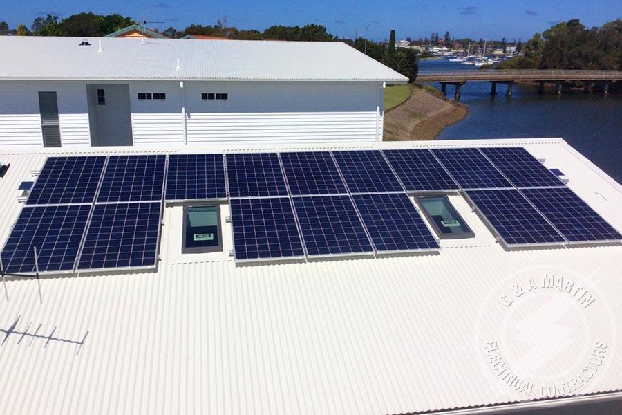 Port Macquarie - G & A Martin Electrical Contractors - Solar