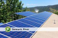 Stewarts River