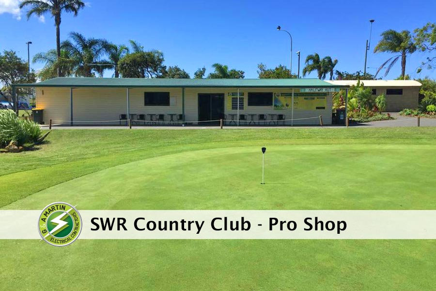 South West Rocks Country Club - Pro Shop